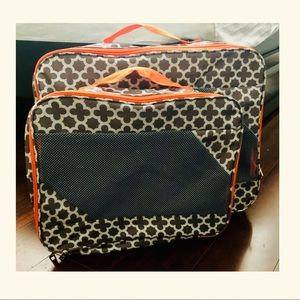 Pair of accessory bags